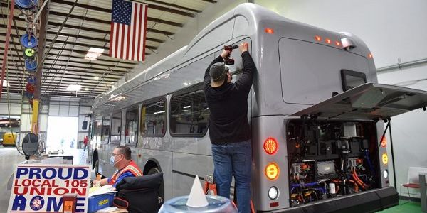 The one-yearpurchasing agreement is available to any transit agency in the state that is a...