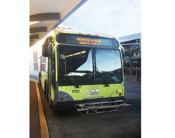 The app will allow riders to purchase any bus pass currently available, including half-fare discounted passes and tickets for CAT'sparatransit service. - CAT