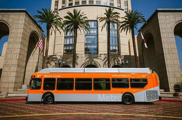 Theagreement will mark the completion of Metro's five-year goal to transition its diesel fleet to cleaner, low-carbon fuel, with 2,400 buses now running on renewable natural gas. - LA Metro