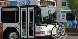 The city of Corvallis anticipates two new battery-electric buses will enter service in the summer of 2022.