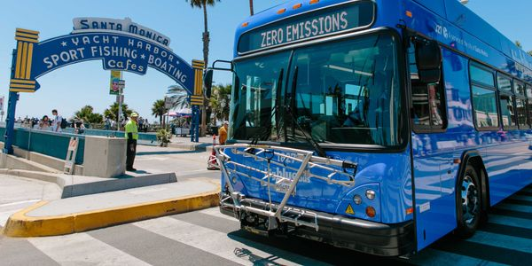 Big Blue Bus is committed to providing an informative and easy-to-use service, and its...