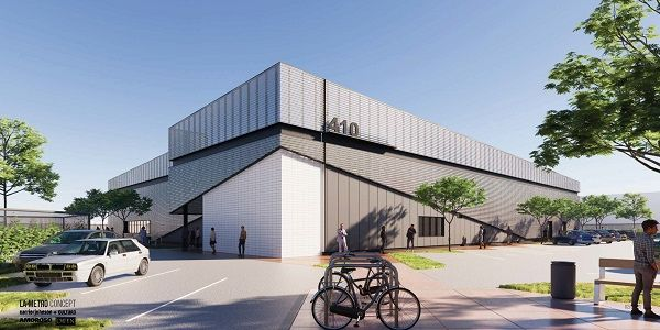 Located in Los Angeles's Arts District, the Metro Center project will serve as a central...