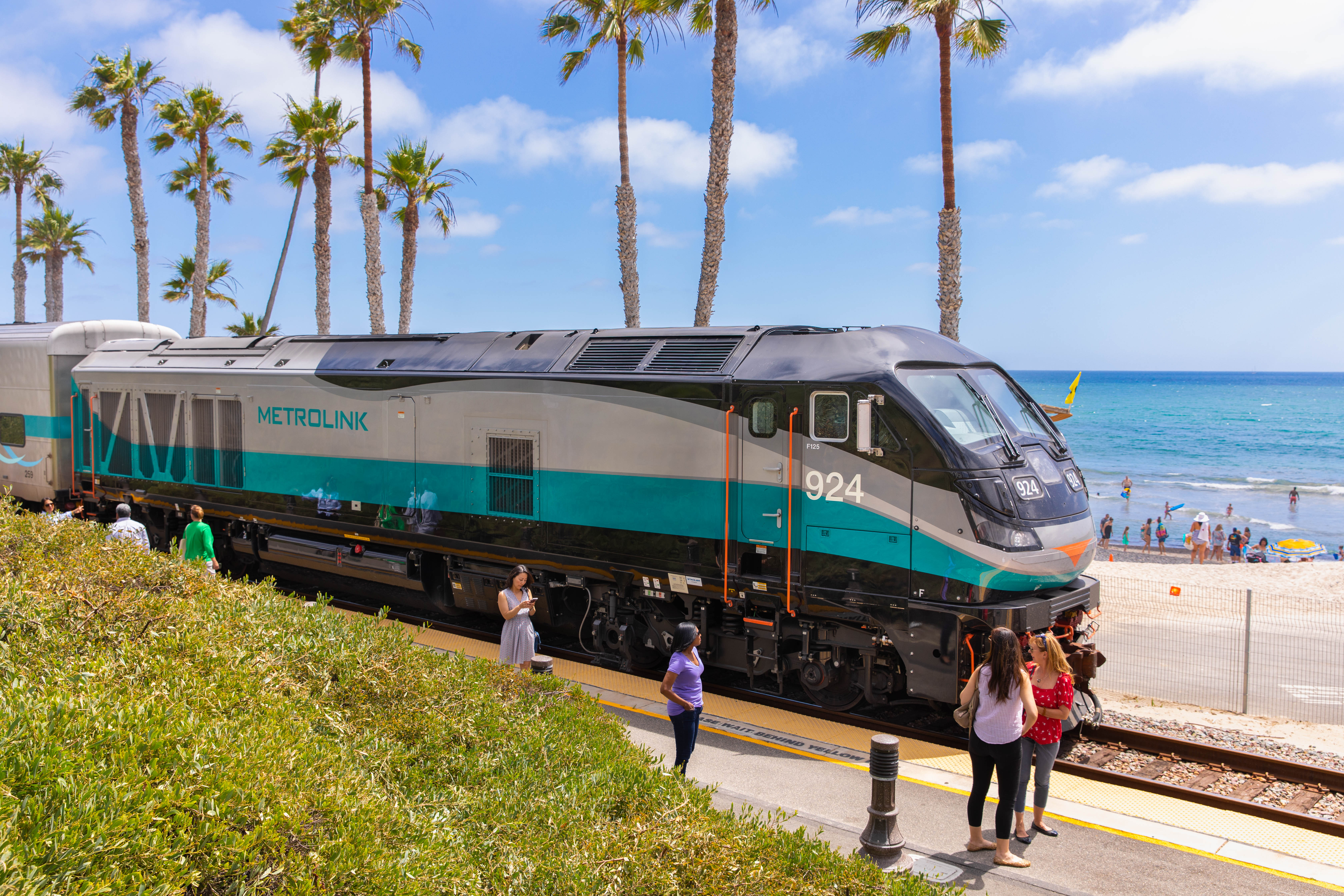 So. Cal's Metrolink Unveils First Formal Climate Action Plan