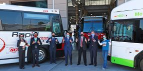 San Diego MTS Retires Last Diesel Buses, Expands Electric Fleet