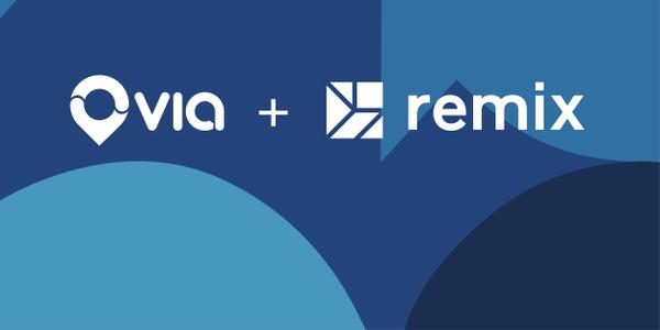 Via acquires Remix