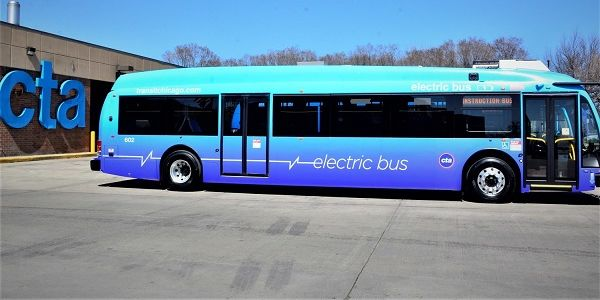 CTA made the decision to purchase additional electric vehicles after testing two electric buses...