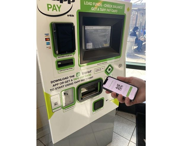 RTA riders can purchase smartcards from newly installed Ticket Vending Machinesand add funds to their account using cash or credit and debit cards. - Masabi