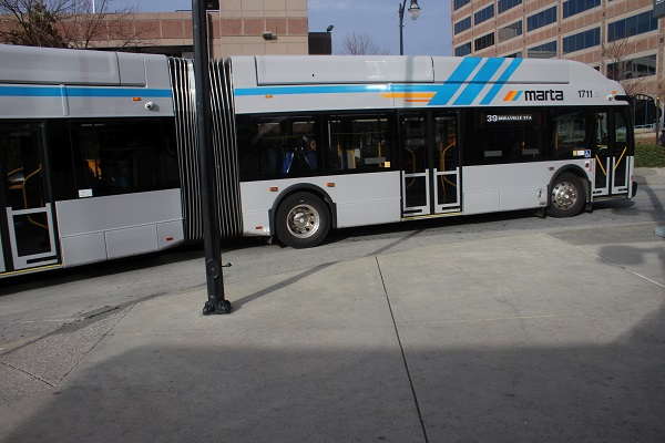 MARTA to Restore Suspended Bus Routes