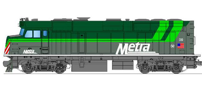 Rendering via Metra -