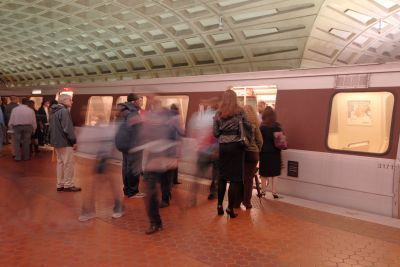 Under the approved $2.07 billion operating budget, the agency will maintain service at 80% to 85% of pre-pandemic levels to support expected ridership growth. - Larry Levine/WMATA