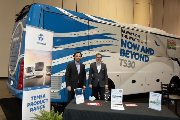 Having entered the U.S. market in 2010, TEMSA continues to operate through the TEMSA North America Co. founded in 2018. - TEMSA