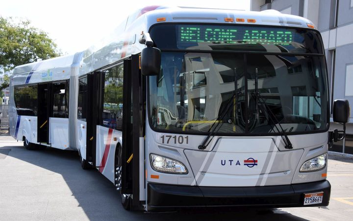 Utah Transit Authority will receive a $3.2 million allocation for the Ogden/Weber State University BRT Project. - UTA