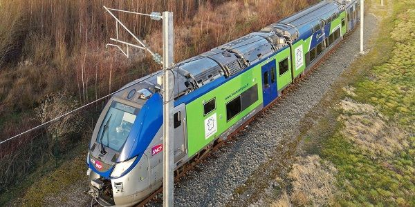 ThisRegio 2N regional train will be used over the next two years as a prototype that will be...