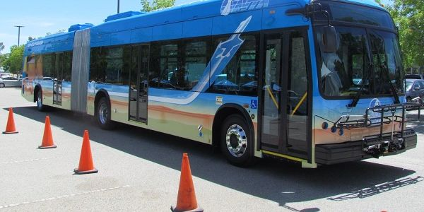 AVTA currently operates 65 vehicles in its local, fixed-route fleet, all of which are zero-emission.