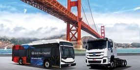 BYD Buses, Trucks Eligible for $165M in California HVIP Funds