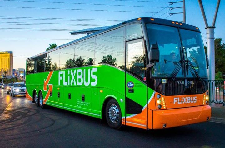 To offer the most seamless experience, passengers can choose between two FlixBus pick up and drop off locations in Los Angeles and Las Vegas. - FlixBus