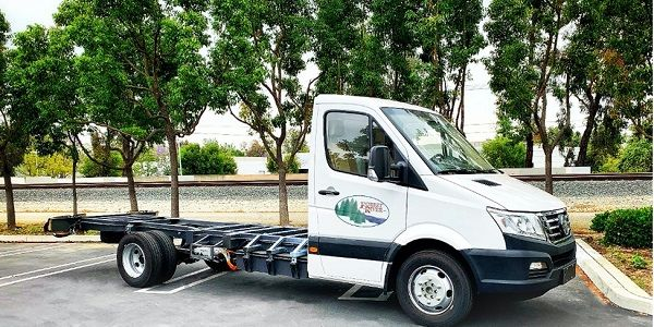GreenPower Delivers 5 EV Star CC Units to Forest River