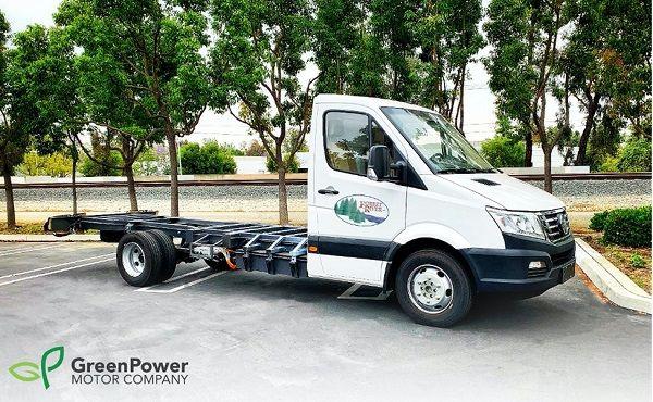 - GreenPower Motor Company Inc.