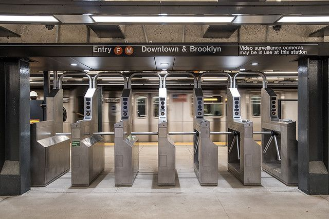 The MTA has undertaken unprecedented cleaning and disinfecting protocols in the year since the pandemic began to ensure the system as safe as possible for its customers. - Patrick Cashin/MTA