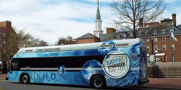 Since making its first trip to the Central Midlands Transit Authority in Columbia, South...