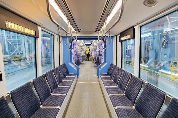 A total of 152 new Siemens-made vehicles will continue to be delivered and commissioned through 2024, joining Sound Transit's initial fleet of 62 Series 1 Kinkisharyo vehicles. - Sound Transit