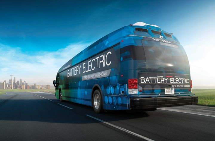 To date, Proterra has produced and delivered more than 300 megawatt-hours of battery systems and installed 46 megawatts of charging systems. Its fleet of zero-emission, electric transit buses have displaced more than 100 million pounds of CO2 tailpipe emissions. - Proterra