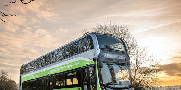 The Enviro500EV CHARGE includes all the usual benefits that come with Alexander Dennis's...