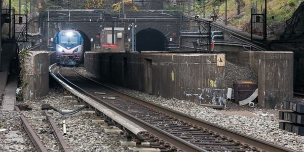 The Hudson Tunnel Project is one component of the Gateway Program.