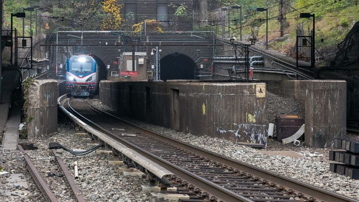 The Hudson Tunnel Project is one component of the Gateway Program. - Amtrak