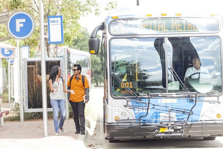 The announcement is consistent with the President's FY 2022 budget, which includes first-time funding recommendations for eight transit projects in five states, including Austin, Texas. - Cap Metro