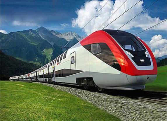 - Cascadia High Speed Rail