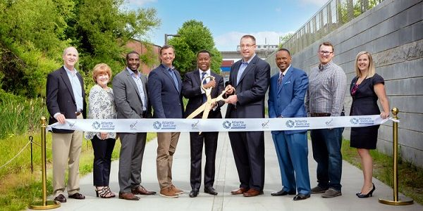 eX² Technology and Atlanta BeltLineInc.the entity overseeing the planning and execution of the...