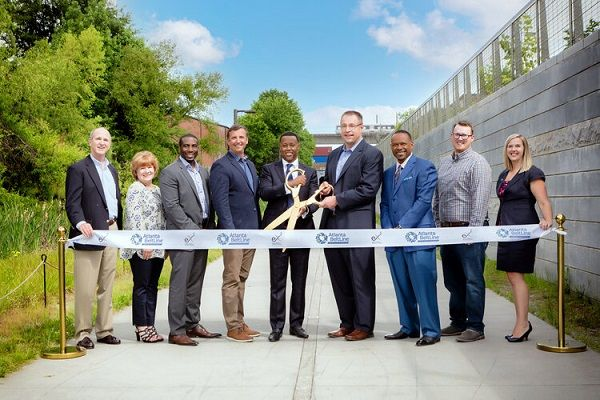 eX² Technology and Atlanta BeltLineInc.the entity overseeing the planning and execution of the Atlanta BeltLine, entered into a public-private partnershipto design and deploy the communications network consisting of a multi-duct and fiber optic network system. - eX² Technology