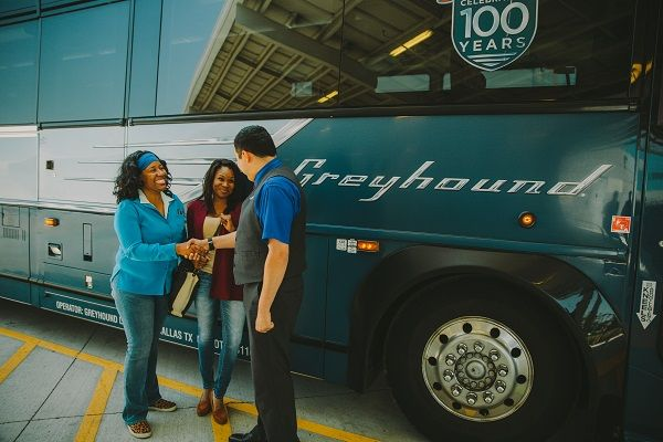 In 2020, the entire North American Greyhound fleet was upgraded with the Icomera X-Series wireless Internet connectivity gateway, which offers the potential to host a range of other passenger-experience-related applications. - Greyhound
