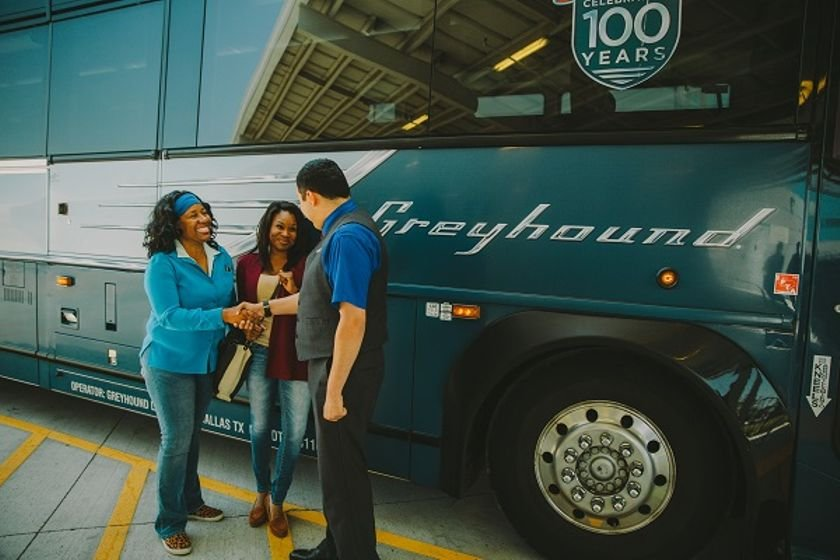 In 2020, the entire North American Greyhound fleet was upgraded with the Icomera X-Series...