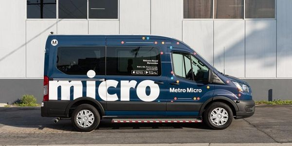 Metro Micro is an on-demand, shared ride service thatwas first launched in December in...