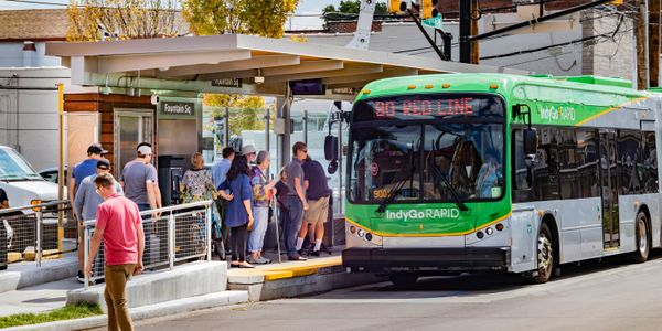 The 22 projects represent several modes of transport, including bus rapid transit, streetcar,...