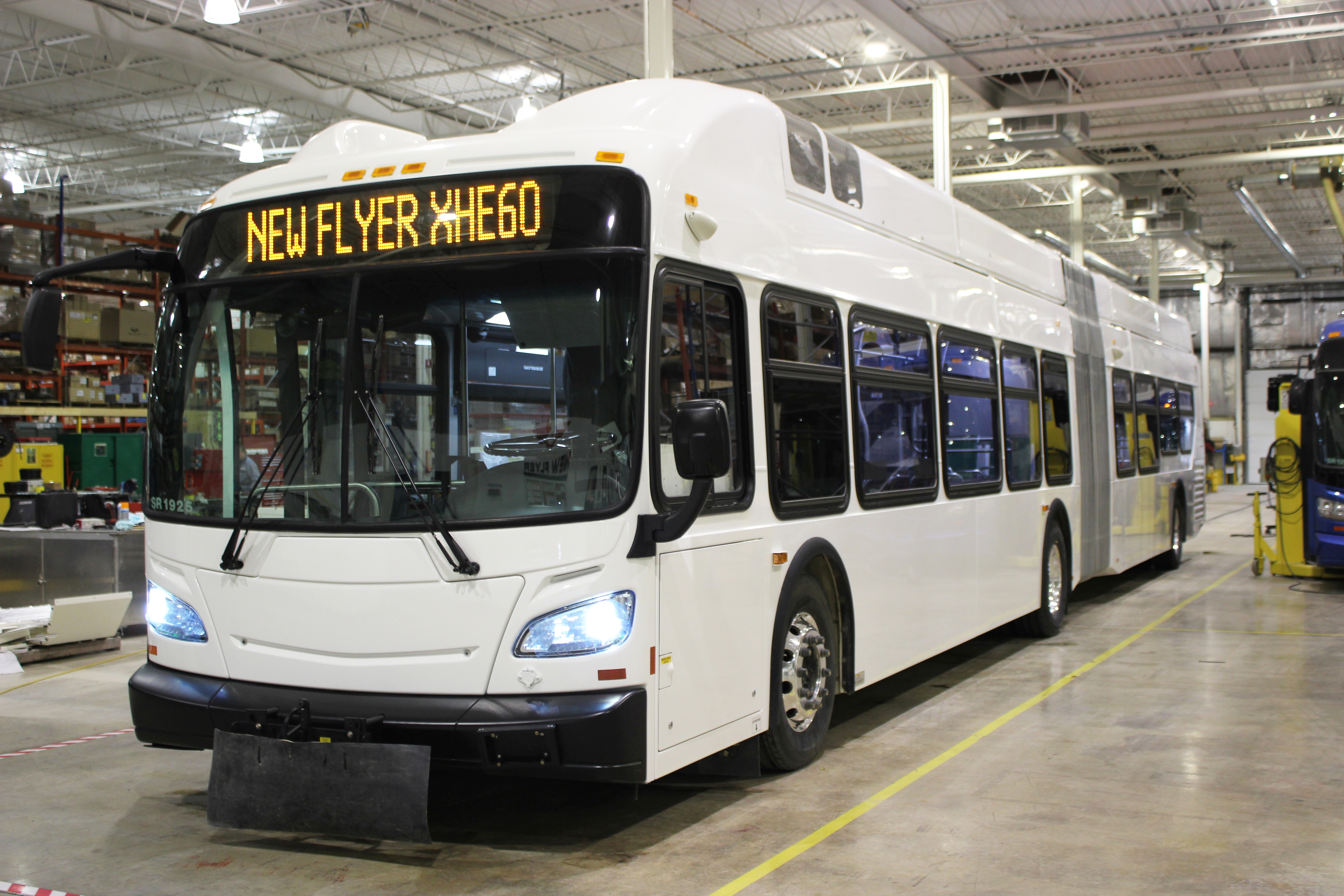 AC Transit Orders 20 Additional New Flyer Hydrogen Fuel-Cell Buses
