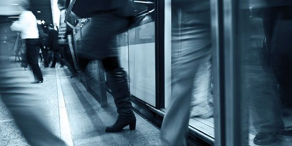 Approximately 60% of passenger rail and bus system attacks occur during off-peak hours, as...