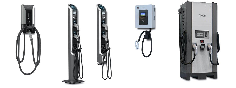 Phoenix Motorcars Launches EV Charging Solutions for U.S. Market