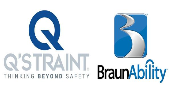 Q'STRAINT, BraunAbility Team to Accelerate Innovation in Wheelchair Accessibility