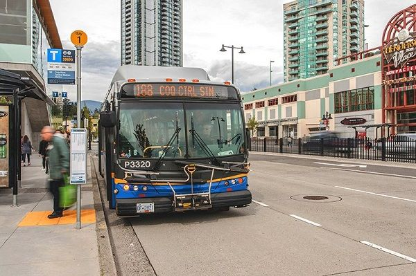 Despite drops in ridership, most of TransLink's bus ridership (85%) continued to be carried on routes that provide frequent service throughout the day and during peak periods. - TransLink