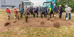 Volvo Group Breaks Ground on U.S. Vehicle Propulsion Lab