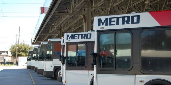 METRO has applied for federal grants to fund the $25 million dollar purchase of the buses and...