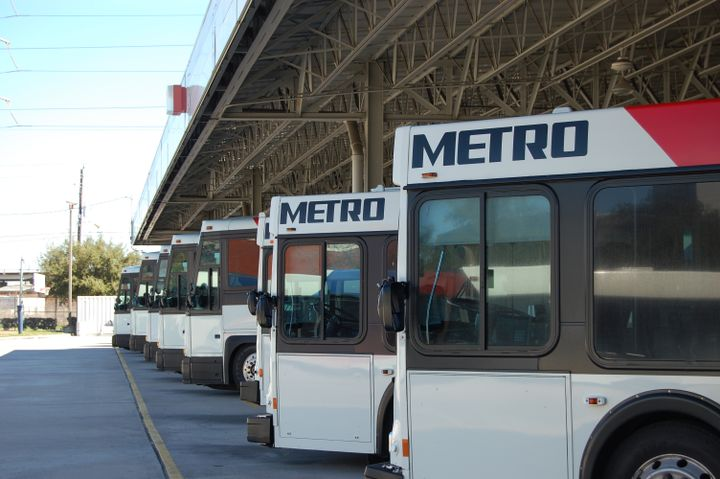METRO has applied for federal grants to fund the $25 million dollar purchase of the buses and supporting infrastructure. - Houston METRO