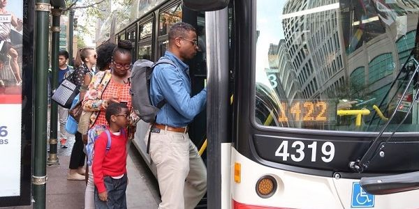 Ridership to and from the Chicago Loop has seen the biggest gains of any area of the city, as...