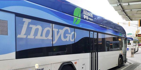 IndyGo, Allison Transmission Partner to Bring Electric Hybrid Buses