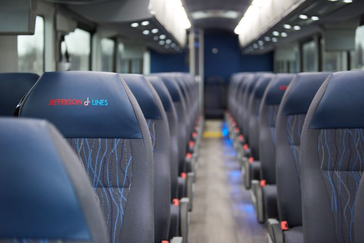 of the bus industry can assume in recognizing and interrupting potential instances of human trafficking, Jefferson Lines has partnered with Busing on the Lookout (BOTL) to train 100% of its employees to act as eyes and ears on the ground to detect and report signs of this pervasive crime. - Jefferson Lines