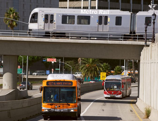 According to the report, in the next 10 years government investments in California's transportation infrastructure will grow from $40.4 billion in 2021 to $52.6 billion in 2030. - LA Metro