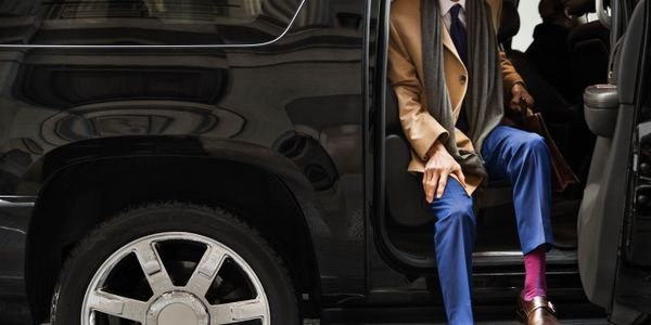 Public transportation, taxis, and ride hailing services can be options for older adults.